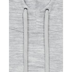super.natural Knit Bluza Mężczyźni, ash melange